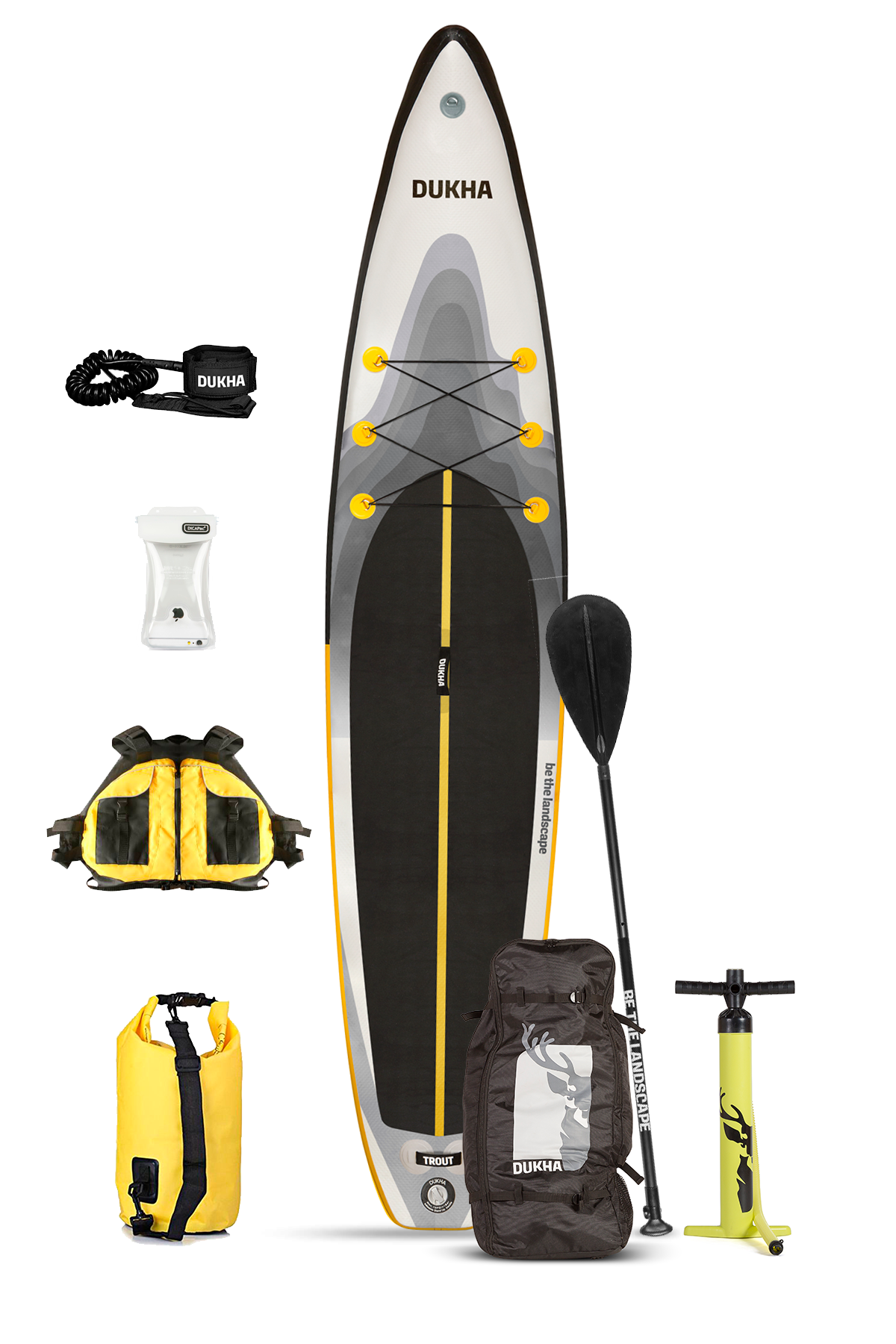 Pack Sport Trout 12'6