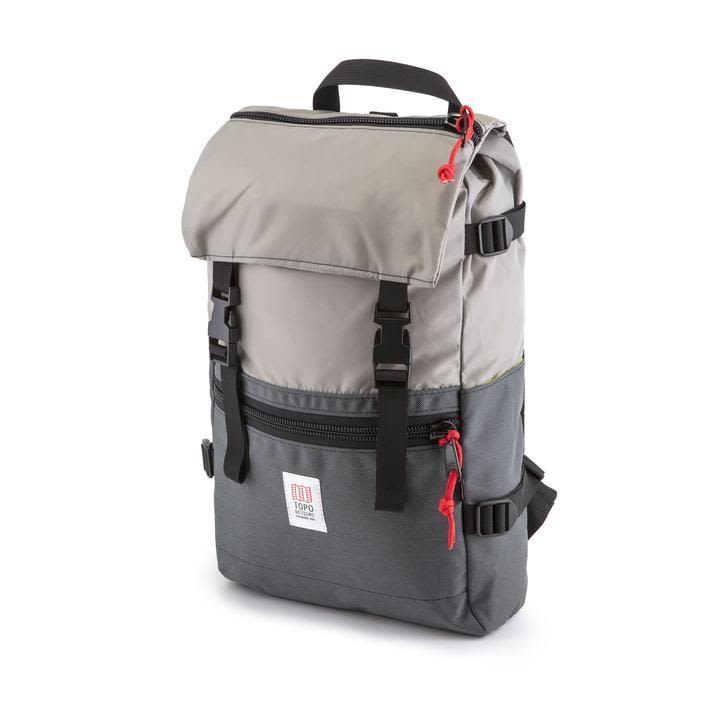 Rover Pack Silver/Charcoal 20L