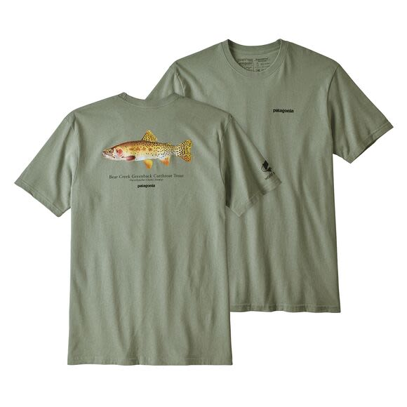 Polera Greenback Trout