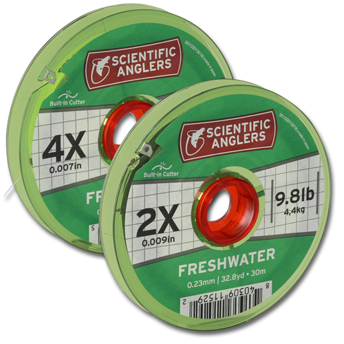 FRESHWATER TIPPET 2X