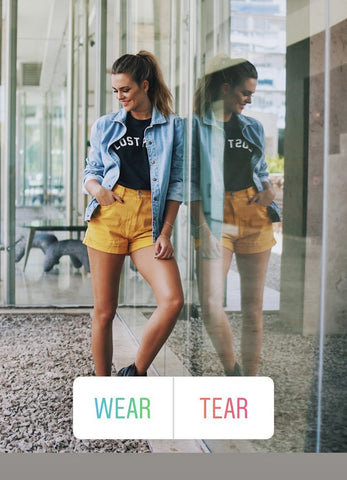 Get Featured in Our Wear or Tear! | Vsco Therapy