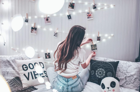 Vsco Fairy Lights
