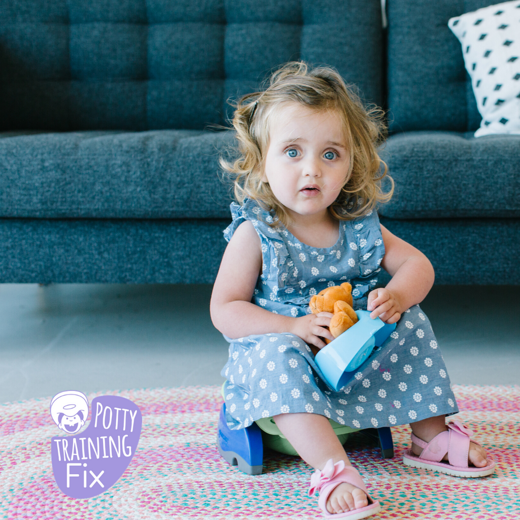 Potty training tip: how to know when your child needs to go potty and prevent accidents
