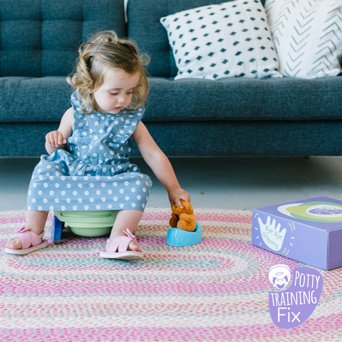 Potty training? Here are some helpful tips to get started