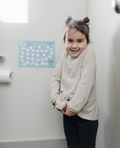 When should you start potty training your child?