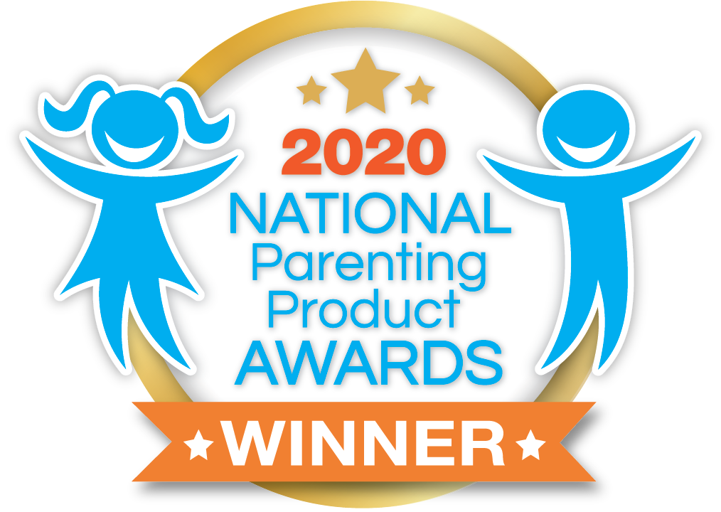 Winner of the National Parenting Product Awards 2020