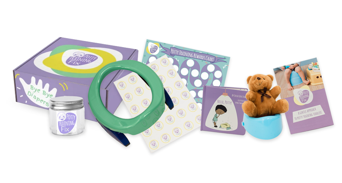 Potty Training Fix Kit