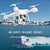 Drone 4k HD Wifi Transmission Camera