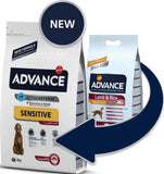Advance Dog Sensitive Salmon & Rice (Na meru)