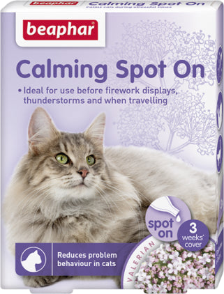 Beaphar Calming Spot On Cat (0.4ml)
