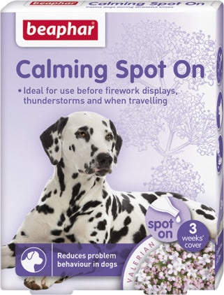 Beaphar Calming Spot On Dog (0.7ml)