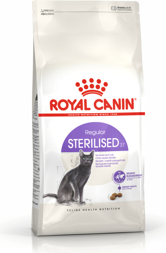 Royal Canin Sterilised 37 (1kg) Rinfuz
