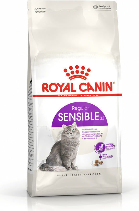 Royal Canin Sensible 33 (1kg Rinfuz)