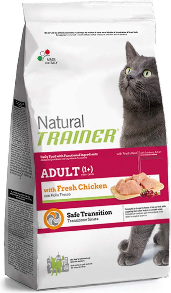 Trainer Natural Cat Sterilised Losos (Na meru)