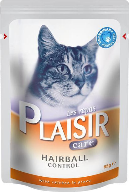 Plaisir Care Hairball Control