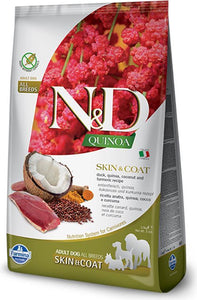 N&D Quinoa Skin & Coat Duck & Coconut