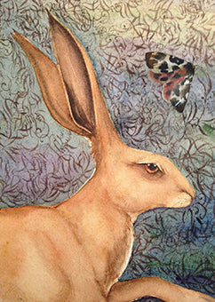 Hare and Moth Jigsaw