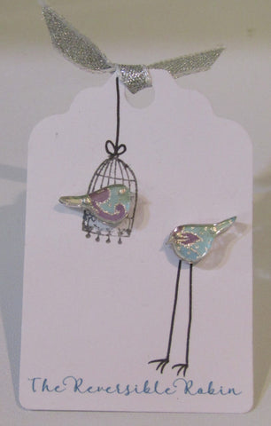 Robin Earrings by Sophie Court