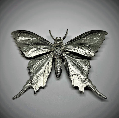 Butterfly Brooch by Jess Lelong