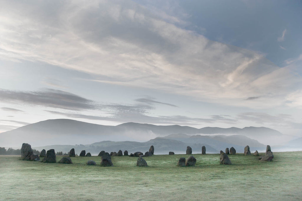 Cartlerigg Stone Circle by Bob Marshall