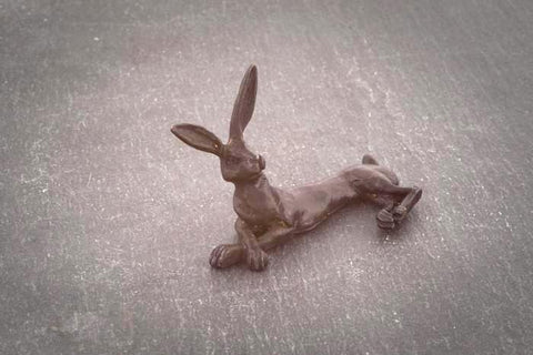 Miniature Lying Hare