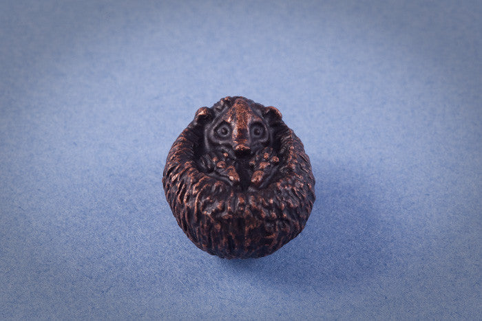 Miniature Bronze Hedgehog