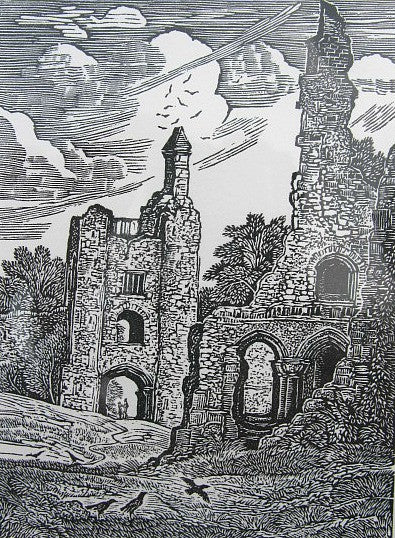 Sherborne Old Castle - Edward Stamp