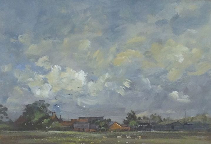 Fullbrook Farm from Hogshaw by Edward Stamp