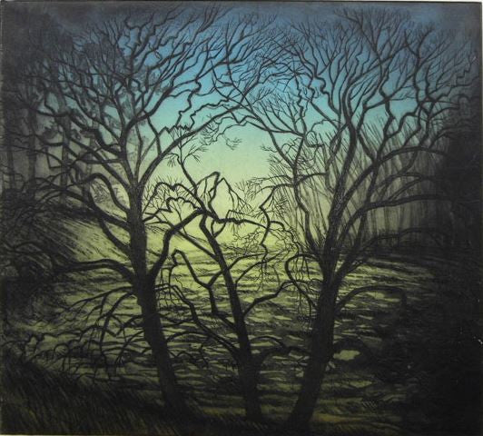 Gathering Dusk, Morna Rhys