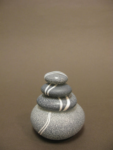 'Granite' Stacking Perfume Bottle