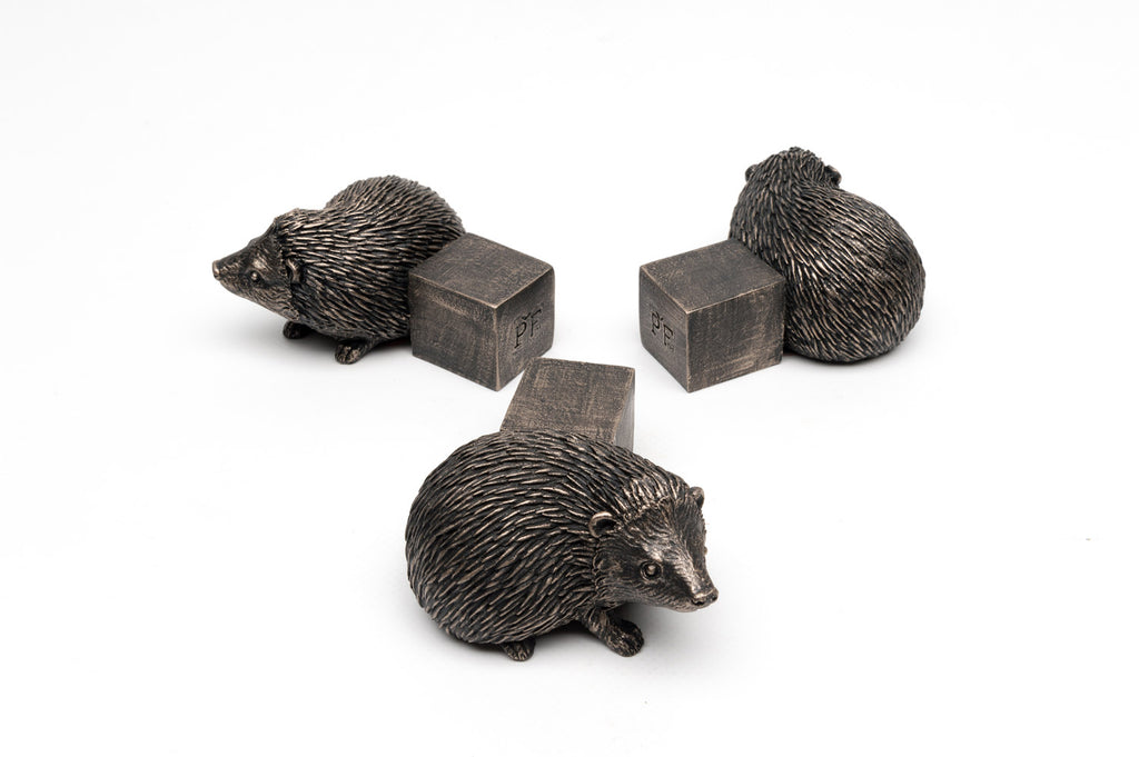Hedgehog Plant Pot Feet