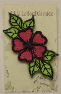 Small Flower Brooch