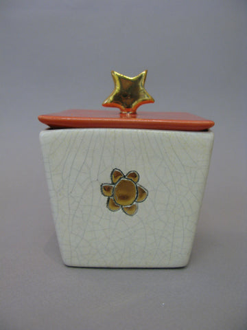 Star Lidded Box