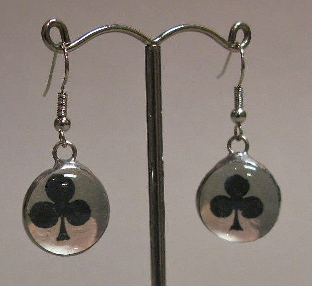 Alice Art Jewellery Earrings Clubs