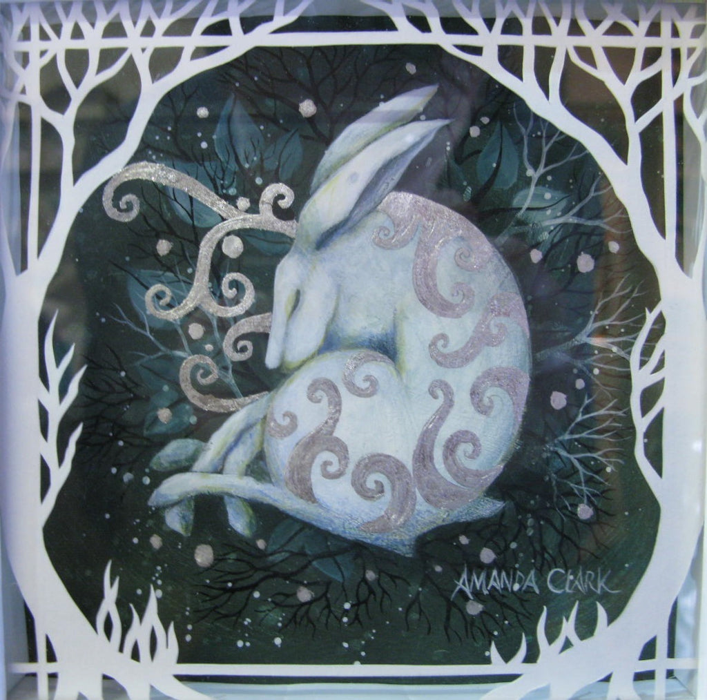 Amanda Clark The Leaf Bed