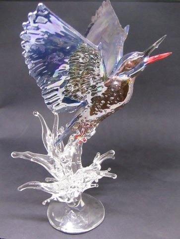 Glass Kingfisher