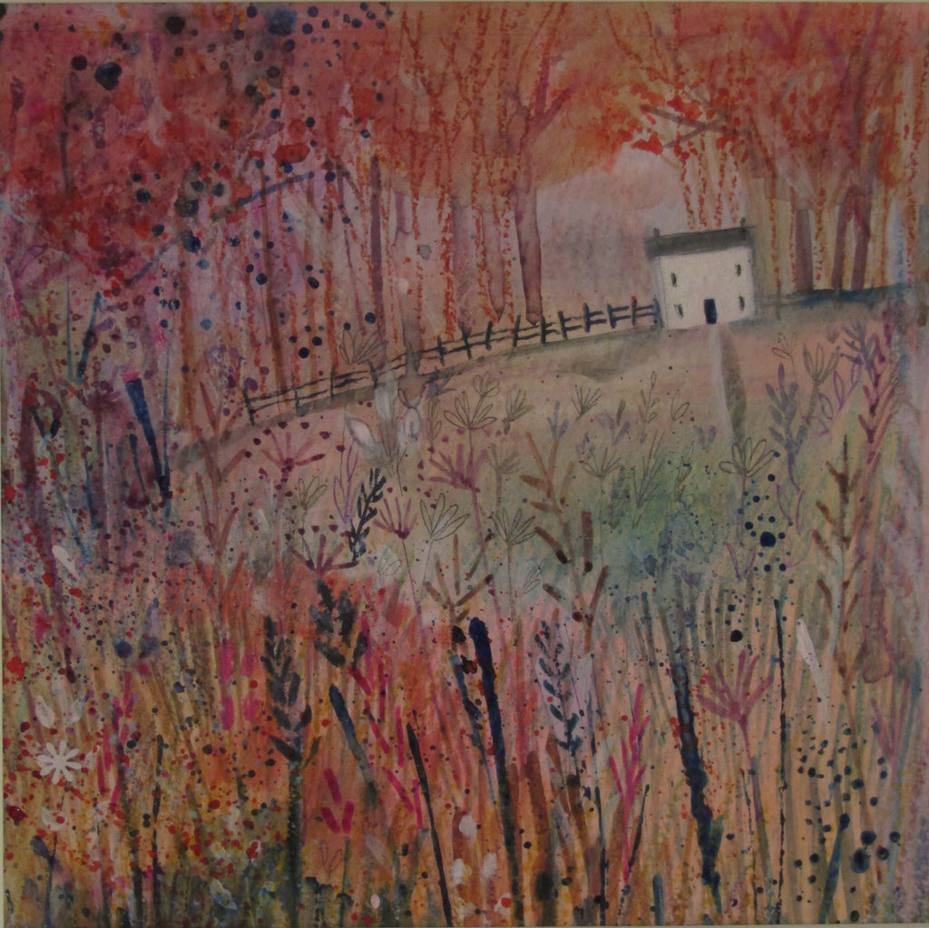 House in the Woods by Clare Tupper