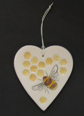 Bee Wall Hanger - Small