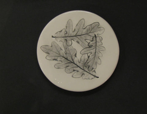 Leaf Coasters by Stephanie Beasley