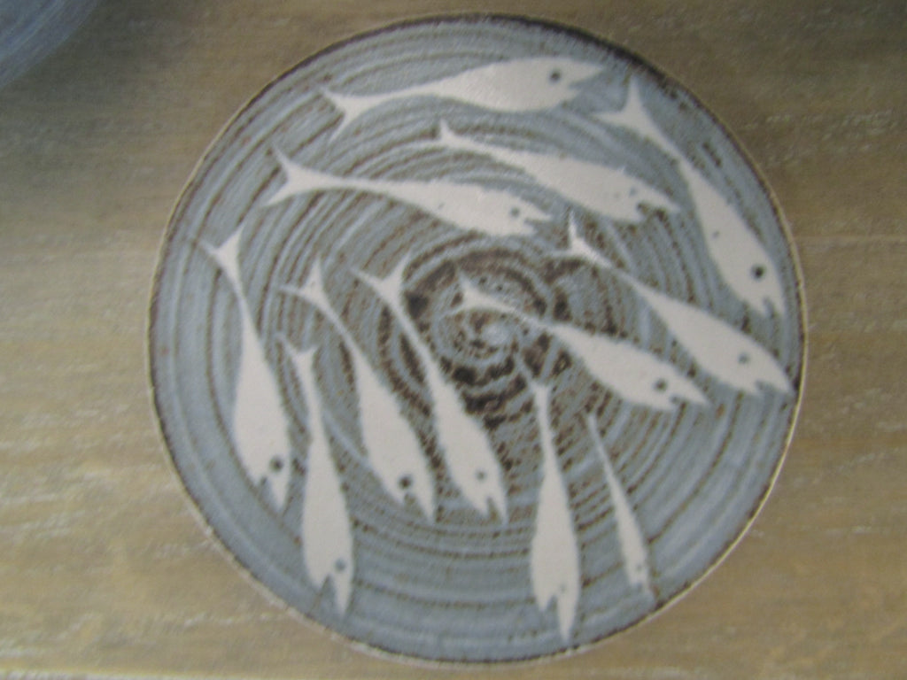 Whitebait Design Coaster by Neil Tregear