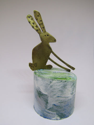 Hare by Frances Noon