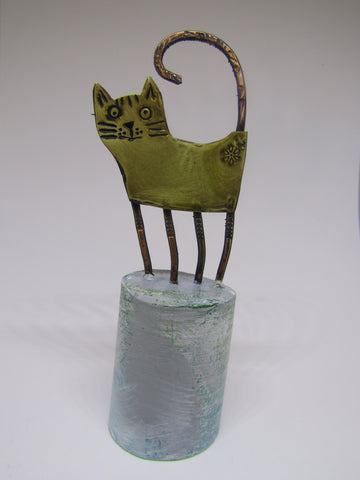 Mini Cat by Frances Noon