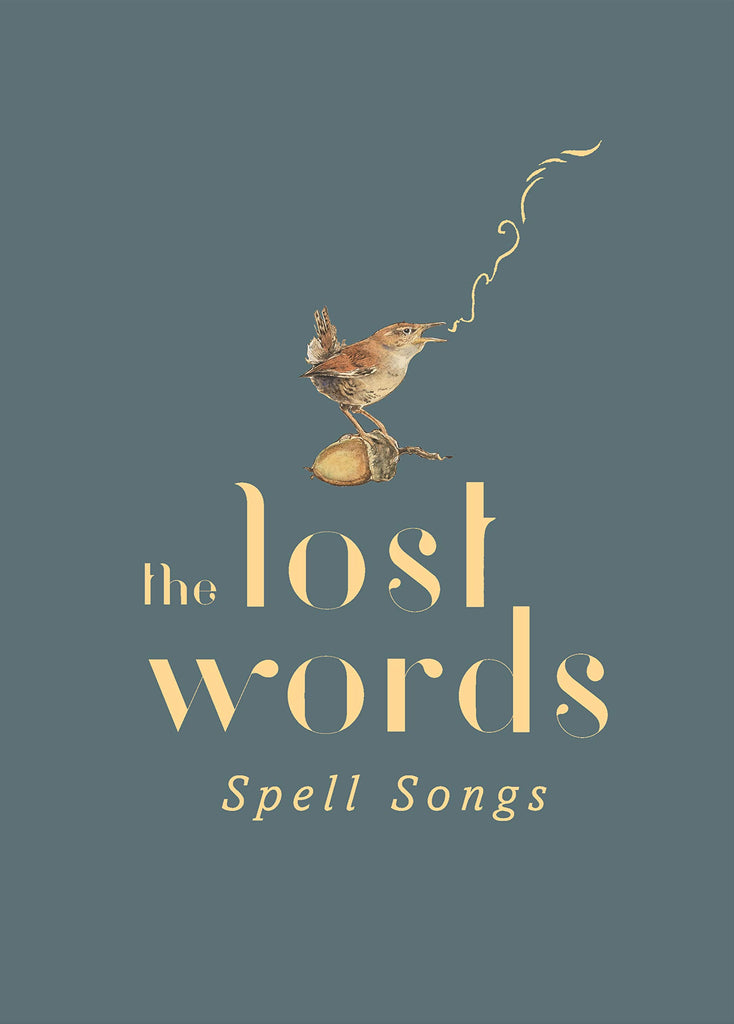 """The Lost Words: Spell Songs"" - CD & hard back book featuring artwork by Jackie Morris"