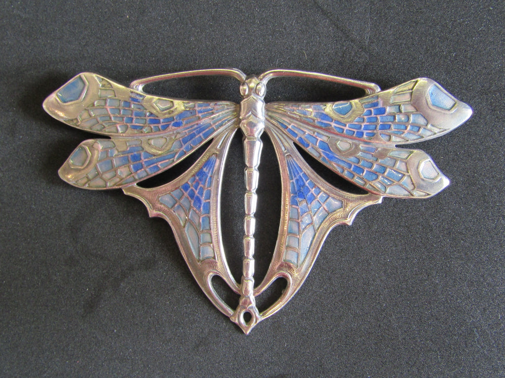 Dragonfly Brooch, Jess Lelong