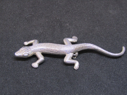 Lizard Brooch by Jess Lelong