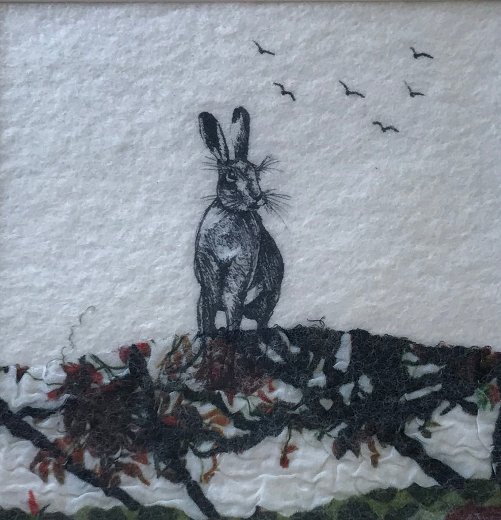 Hare Standing by Lindsey Tyson
