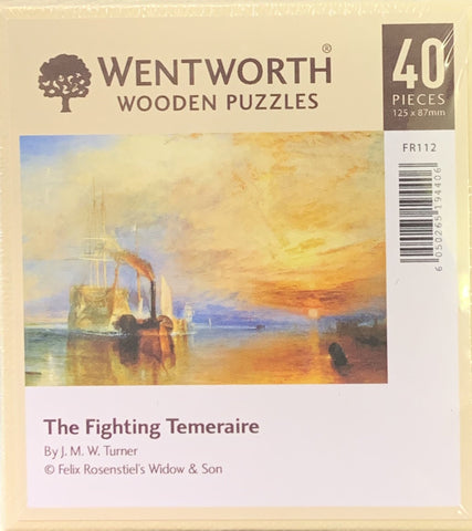 The Fighting Temeraire Jigsaw