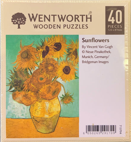 Sunflowers Jigsaw