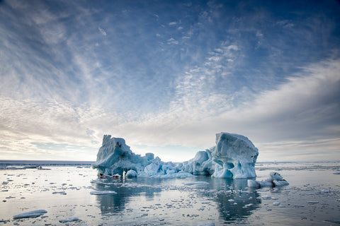 Iceberg, Barents Sea