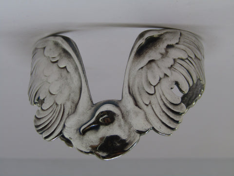 Swan Bangle by Jess Lelong